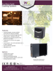 Wine Guardian Ductless Split System Brochure